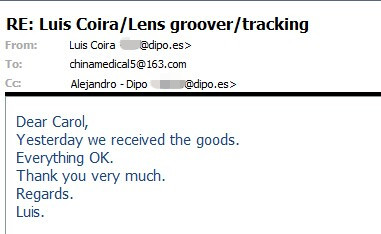 GD Medical-Feedback of Auto lens groover_1